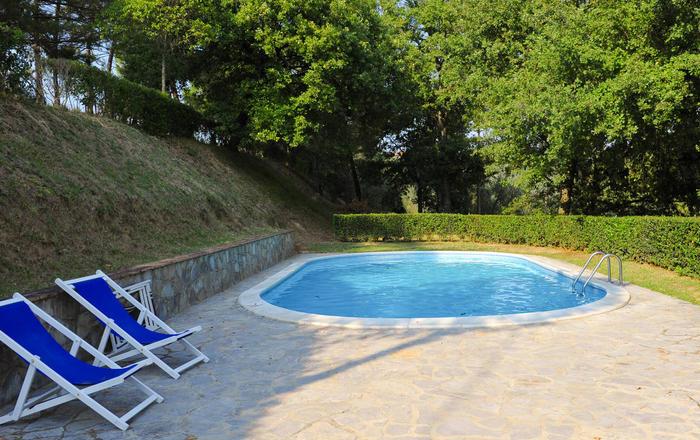 Villa Bacca, San Lorenzo