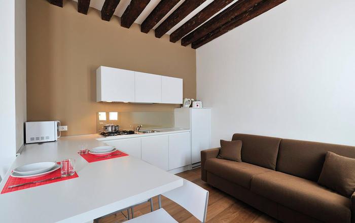 Bacco Uno Apartment, Venice