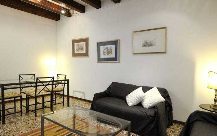 Barozzi Apartment, Venice