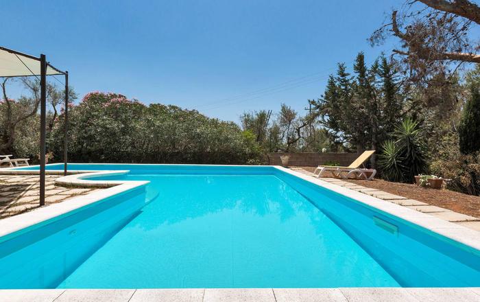 Villa Nicola, Gallipoli Area, Puglia