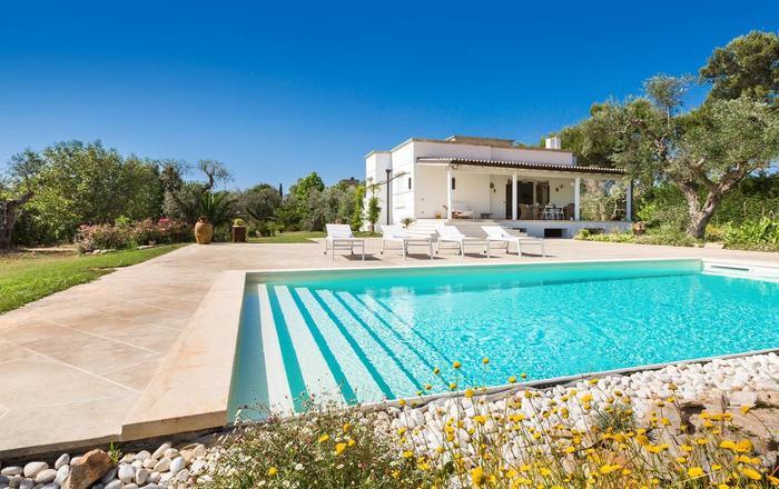 Villa Alice, Gallipoli Area, Puglia