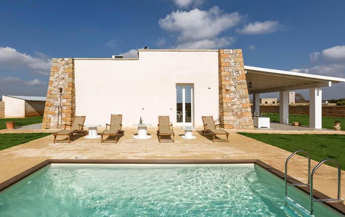 Villa Robbia, Presicce Area, Puglia
