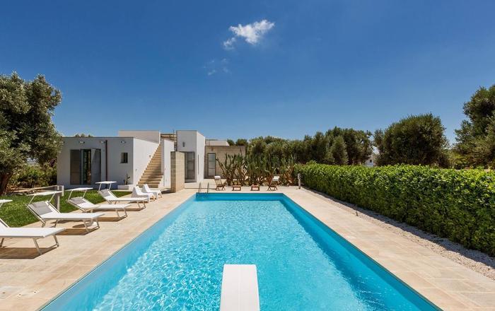 Villa Jolanda, Ostuni Area, Puglia
