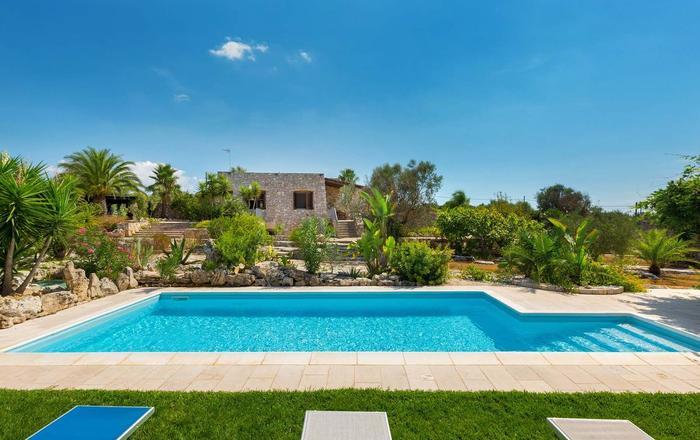 Villa Magenta, Leuca Area, Puglia