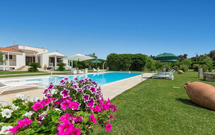 Villa Letizia, Otranto Area, Puglia