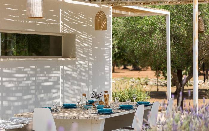 Villa Delizia, Carovigno Area, Puglia