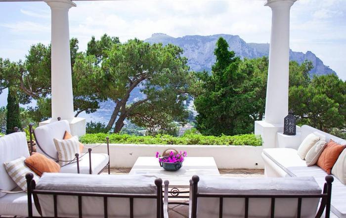 Villa Capri, Capri