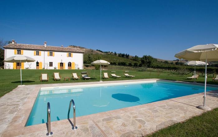 Villa Vigneto, Imola Area, Emilia-romagna