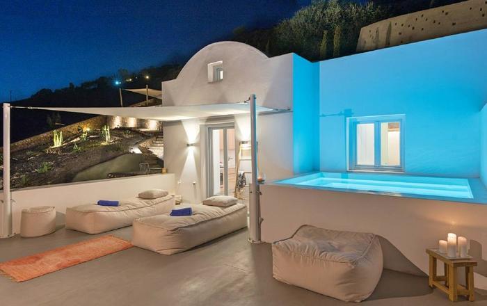 Amantha Residence -  Kayla, Fira Area, Santorini