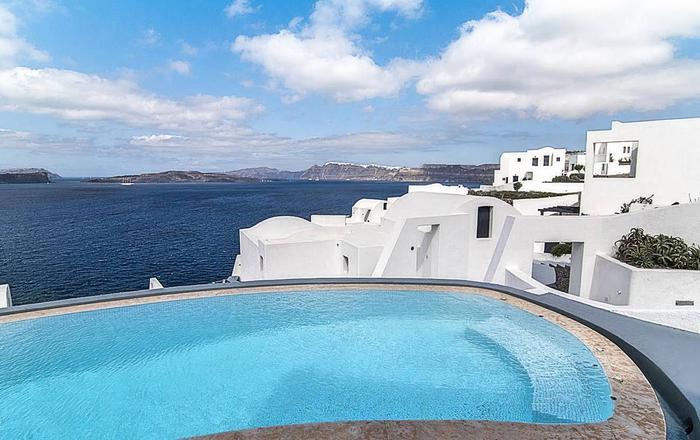 Villa Galia, Akrotiri Area, Santorini