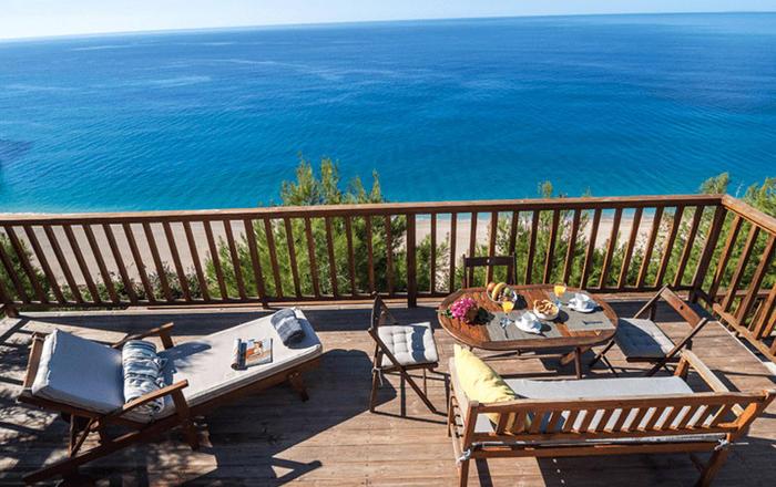 Villa Mylos 3, Lefkada, Greece