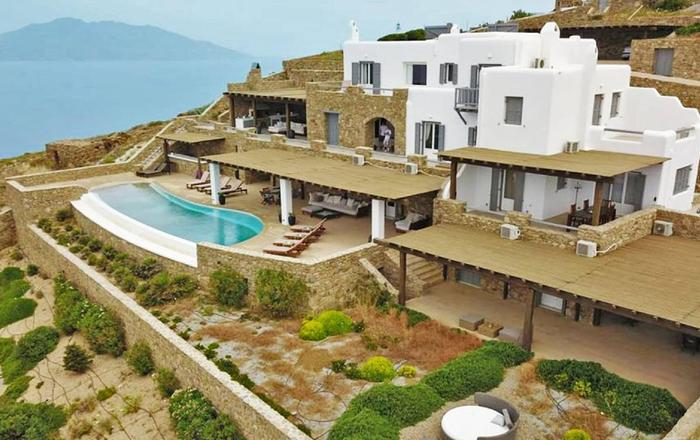 Villa Amaryllis, Mykonos, Greece