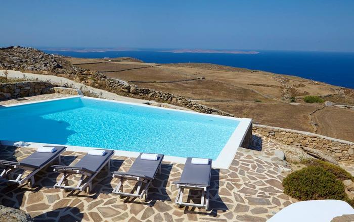 Villa Kassia, Mykonos, Greece