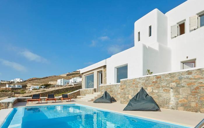 Villa Oceana, Mykonos, Greece