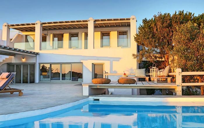 Villa Popi, Mykonos, Greece