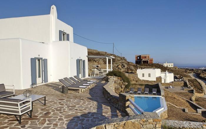 Villa Cynara, Mykonos, Greece