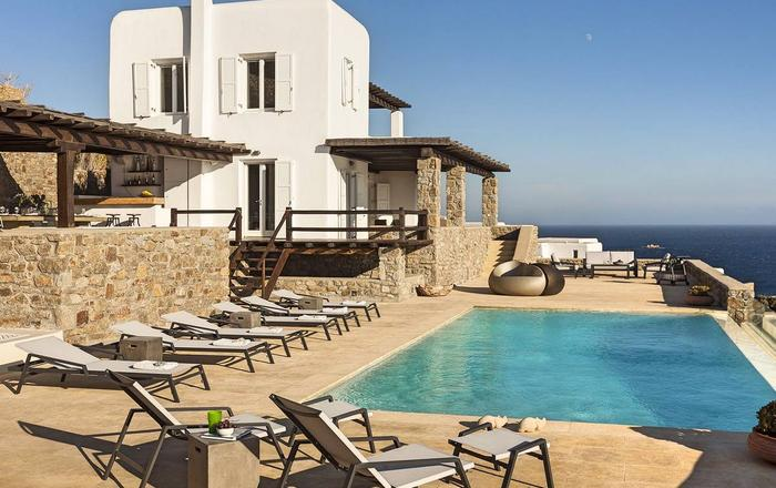 Villa Isadora, Mykonos, Greece