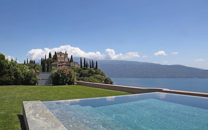 Villa Gabriele, Toscolano Maderno, Lake Garda