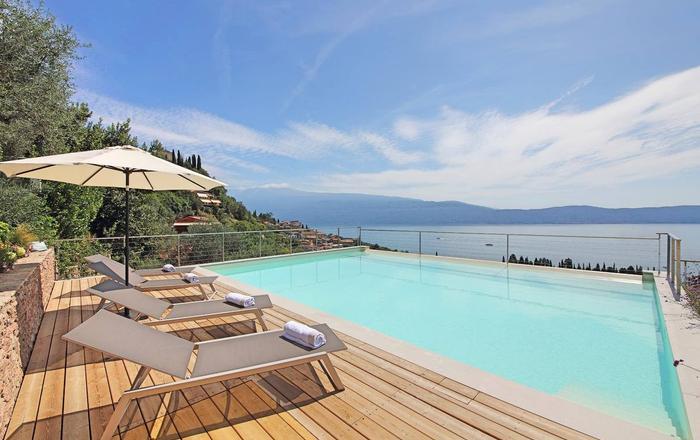 Vista Lago, Toscolano Maderno, Garda