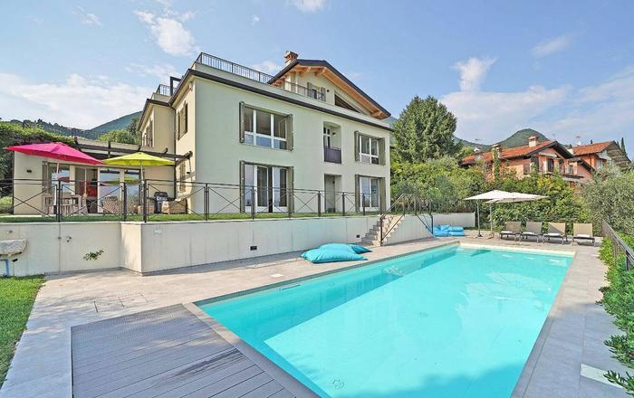 Villa Livia, Gardone Riviera, Lake Garda