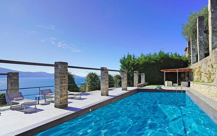 Villa Ludovica, Gargnano, Lake Garda