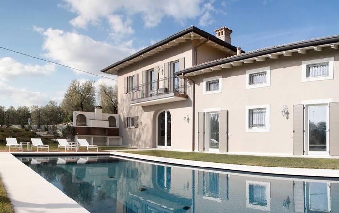 Villa Dahna, Salo Area, Lake Garda