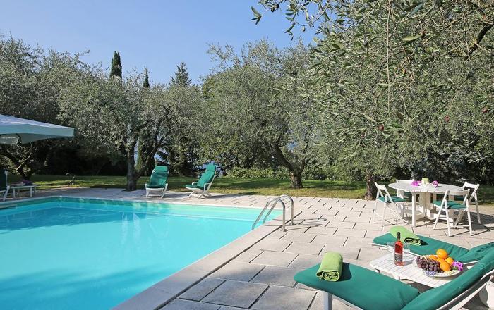 Villa Cecca, Salo Area, Lake Garda