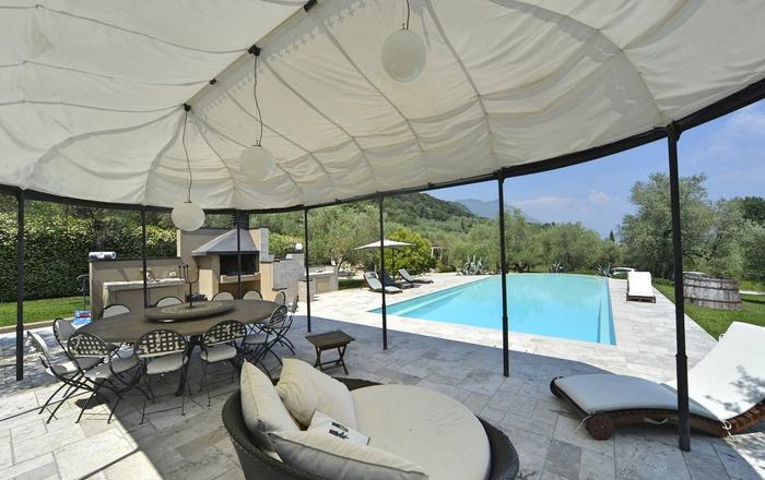 Villa Anete, Toscolano Maderno, Lake Garda