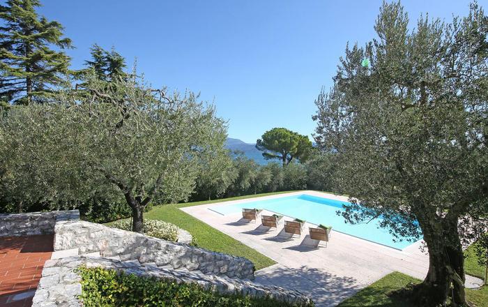 Villa Bobine, Salo Area, Lake Garda