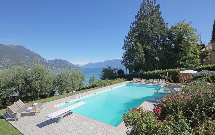 Villa Capulet, Salò Area, Lake Garda
