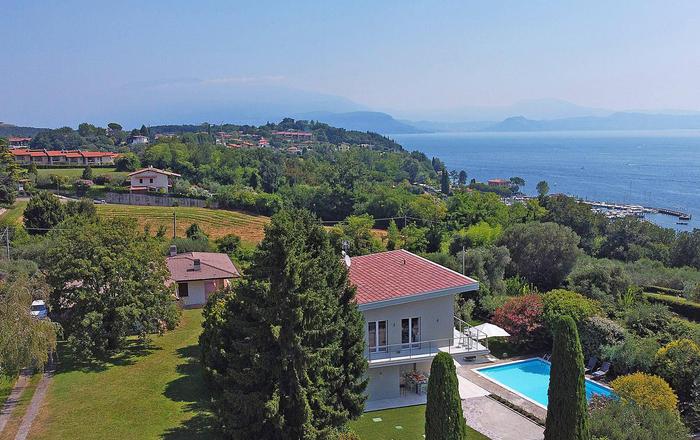 Villa Il Tiro, Manerba Del Garda, Lake Garda
