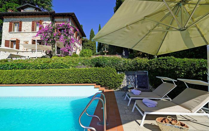 Villa San Marco, Gardone Riviera, Lake Garda