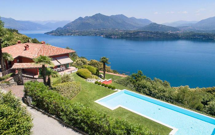 Villa Falco - 10 Guests, Stresa