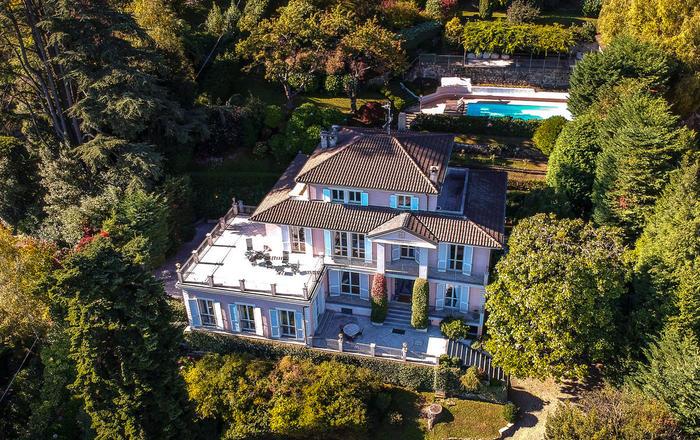 Villa Meina, Meina