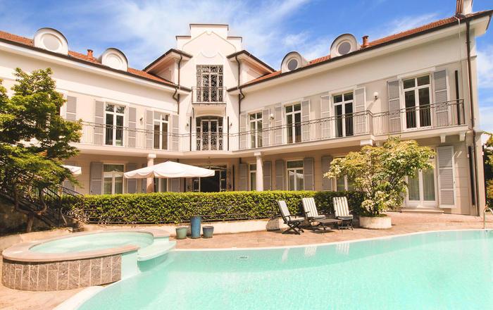 Villa Viscontessa - 10 Guests, Stresa