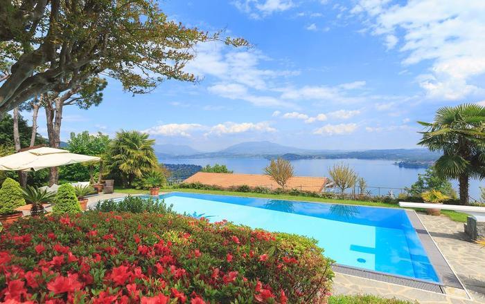 Villa Novara, Meina, Lake Maggiore
