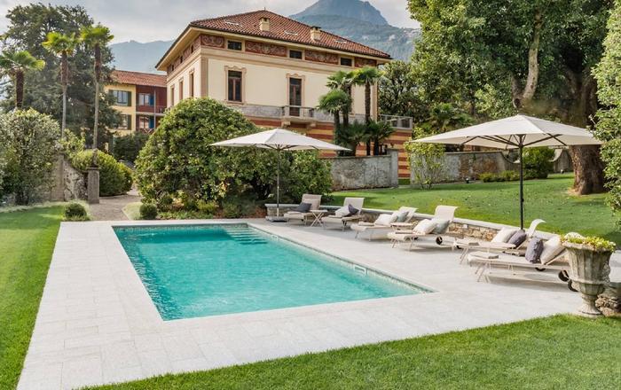 Villa Del Tigli, Cannero Riviera, Lake Maggiore
