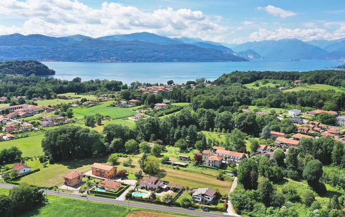 Villa Nel Verde, Lake Maggiore