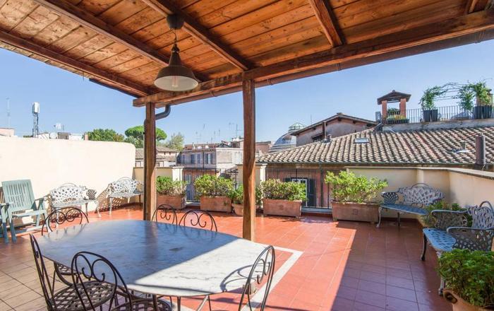 Casa Beni, Rome Centre