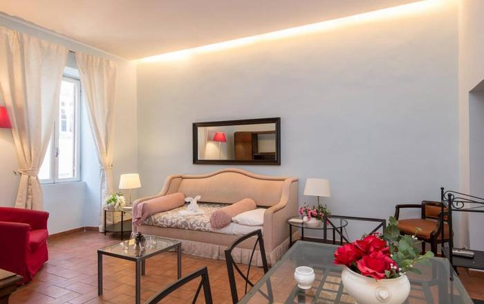 Barcaccia Apartment, Rome Centre