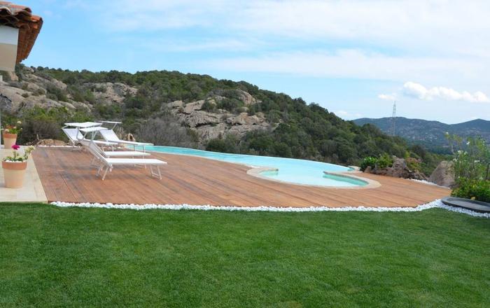 Villa Cedri, Costa Smeralda
