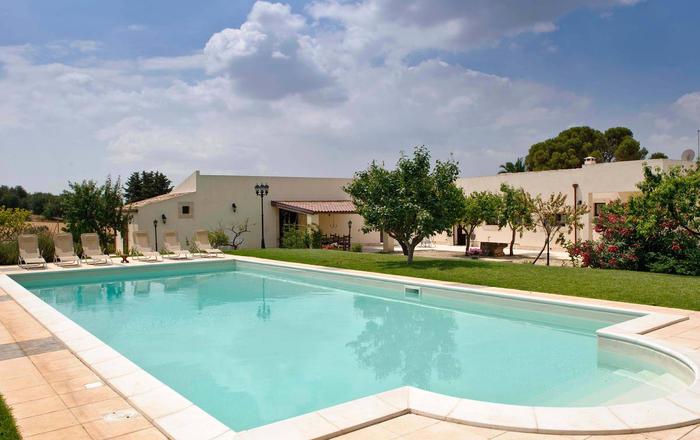 Villa Granturco - 7 Guests, Noto