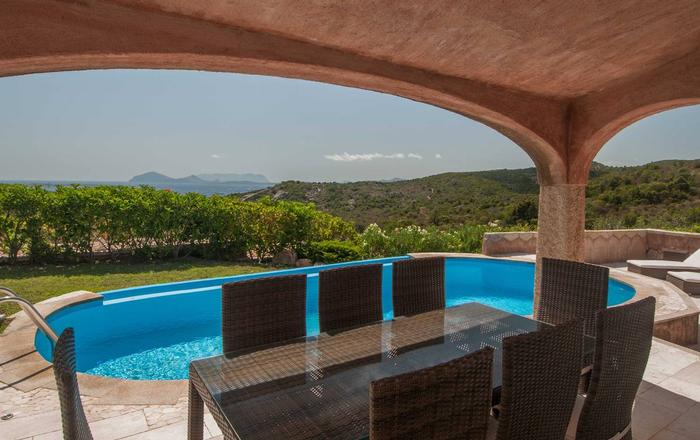 Villa Anzelu 4, Olbia Area, Sardinia