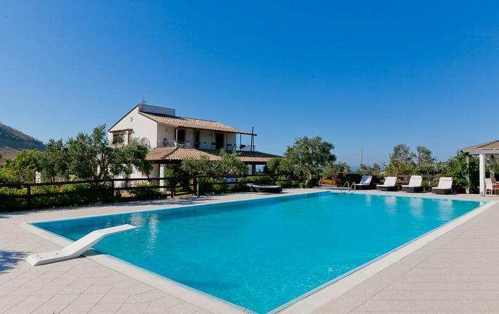 Casa Versaci, Castellammare Del Golfo