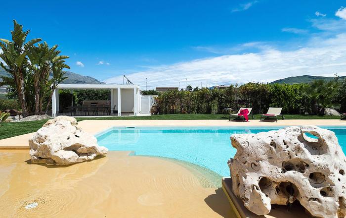 Villa Rega - 16 Guests, Buseto Palizzolo