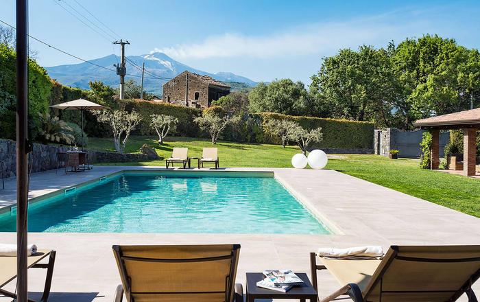 Villa Granvia, Viagrande