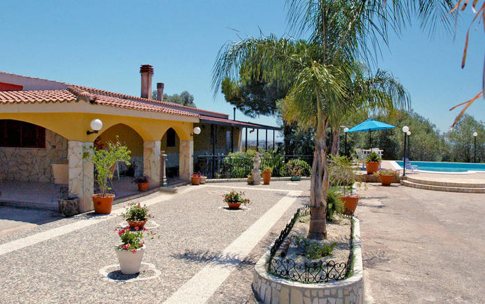 Casa Mariella, Floridia