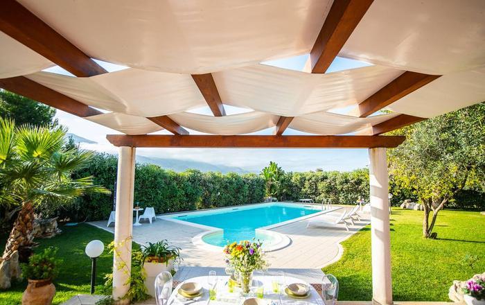 Villa Fascino, Castellammare Del Golfo