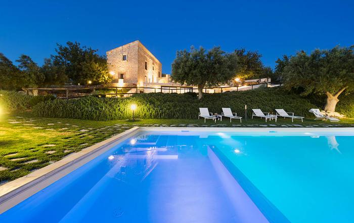Villa Begonia - 8 Guests, Scicli