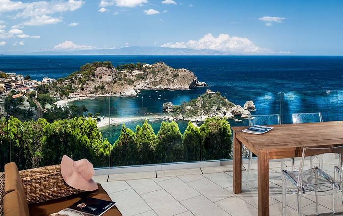 Casa Astrid Due - 2 Guests, Taormina, Sicily